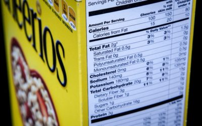 Nutrition Labels: What Does It All Mean? (1 of 2)
