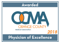 OCMA Physician of Excellence 2018
