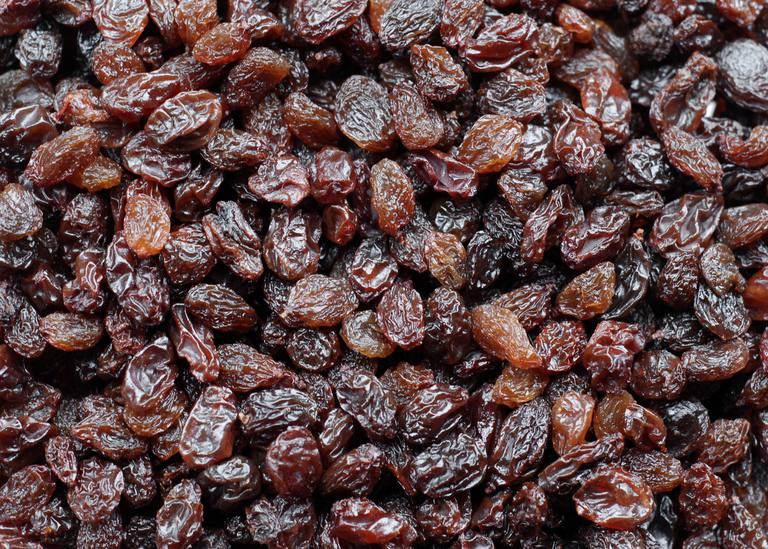 You Can Always Count on Food: Raisins as Sports Nutrition Chews