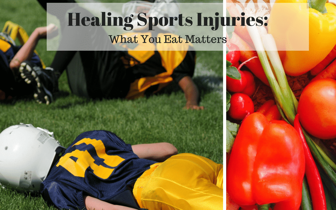 Food as Medicine: Healing Sports Injuries with Food